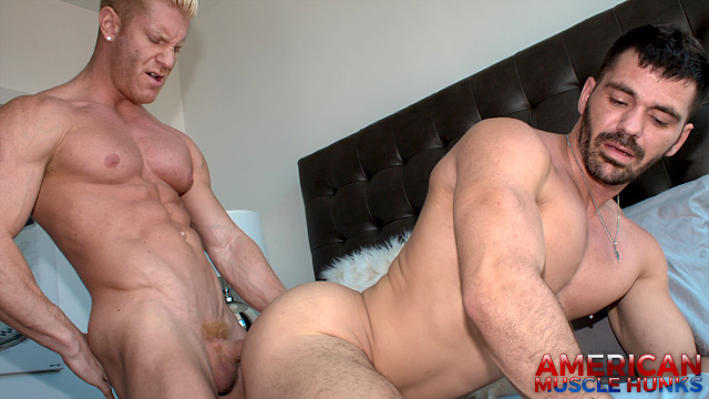 Brogan Reed and Johnny V